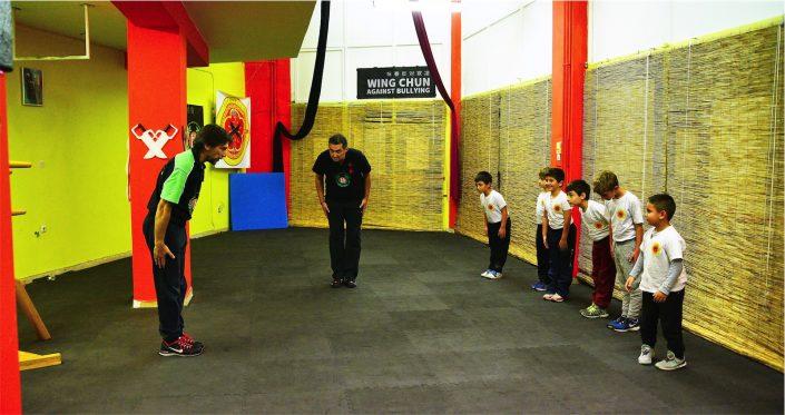 Wu Yongchunquan Wing Chun