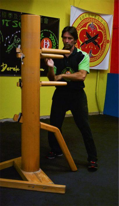 Sifu Αντώνιος Παντελιάς - Wing Chun